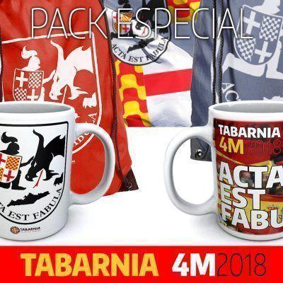 Bandera de Tabarnia pack