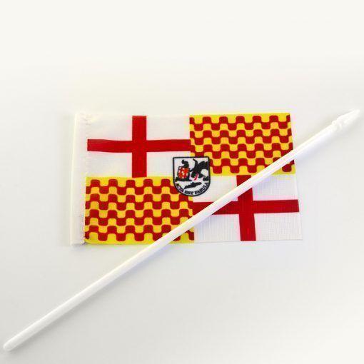 Mini bandera Tabarnia