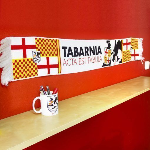 Bufanda Tabarnia banderola