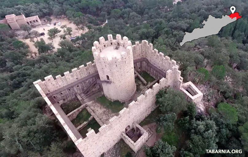 Castillo de Farners (Santa Coloma de Farners). Tabarnia.