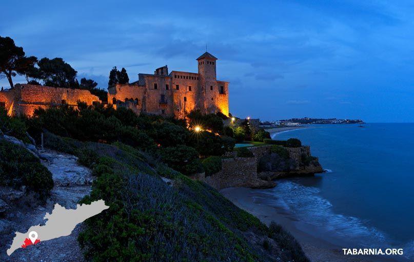 Castillo de Tamarit. Tabarnia.