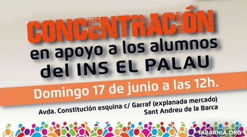 Convocada una concentración contra el adoctrinamiento en las escuelas catalanas en Sant Andreu de la Barca