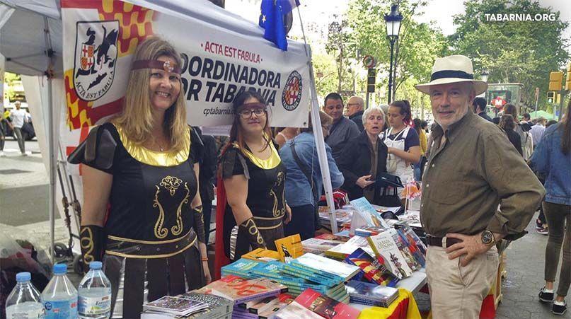 Mujeres de Tabarnia.