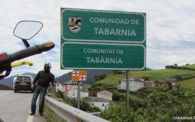 Se van a instalar señales en las carreteras limítrofes entre Tabarnia y Cataluña
